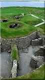 HU3909 : Jarlshof Prehistoric and Norse Settlement by Gordon Brown