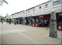 NS5574 : Douglas Street, Milngavie by Richard Sutcliffe