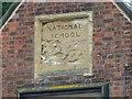 SK4937 : St John's Primary School (detail) by Alan Murray-Rust