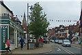 SU2908 : High Street, Lyndhurst by Robin Drayton