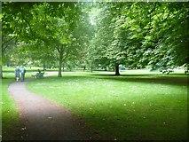 ST7565 : Henrietta Park [1] by Michael Dibb