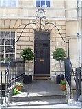 ST7565 : Magnificent doorway by Michael Dibb