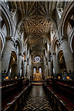 SP5105 : Christ Church Cathedral, Oxford by Brian Deegan