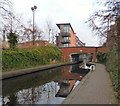 SJ9698 : Huddersfield Narrow Canal by Gerald England