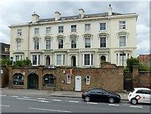 SK5640 : Brunel Terrace, Derby Road by Alan Murray-Rust