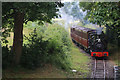 SH6102 : Numbers 3 & 4 approaching Rhydyronen Station, Talyllyn Railway by Chris Allen