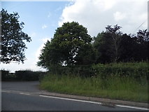 SP2252 : Banbury Road by Crofts Cottages by David Howard