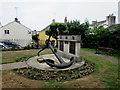 SY3492 : Lyme Regis War Memorial by Jaggery