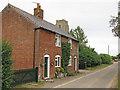TM5281 : Church Farm Cottages, Covehithe by Roger Jones