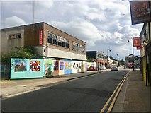 TQ5473 : Lowfield Street, Dartford by Chris Whippet