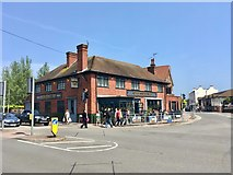 TR3752 : Queen Street Tap, Deal by Chris Whippet