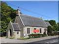NJ8523 : Whiterashes episcopal church by Bill Harrison