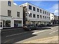 SP3166 : The former Co-op Home store has new windows: Warwick Street, Leamington by Robin Stott