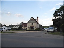 SP0858 : The Moat House Inn, King's Coughton by David Howard