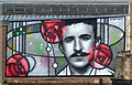 NS5964 : Charles Rennie Mackintosh Mural by Thomas Nugent