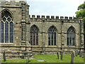 SK4826 : Church of St Andrew, Kegworth by Alan Murray-Rust