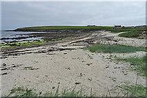 ND4893 : Beach near Honeysgeo by Anne Burgess