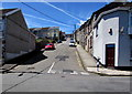 SO1400 : Up Hill Street, Bargoed by Jaggery