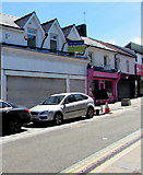 ST1599 : Vacant High Street shop, Bargoed by Jaggery