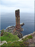 HY1700 : The Old Man of Hoy by Anne Burgess