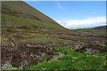HY2200 : Peat Workings by Anne Burgess