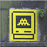 NZ2564 : Ceramic tile public artwork, City Road, NE1 by Mike Quinn