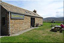 HY2403 : Beneth'ill Café by Anne Burgess