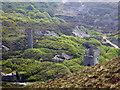 SW7251 : Blue Hills Mine, Trevellas Coombe by Chris Allen