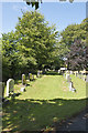 SD4842 : The graveyard at St Helens Church by Ian Greig