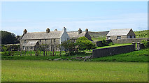 HY2203 : Hoy Lodge by Anne Burgess