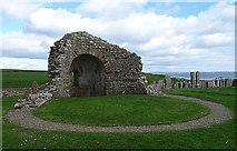 HY3304 : Church of St Nicholas by Anne Burgess