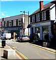 ST1599 : From Hanbury Road to High Street, Bargoed by Jaggery