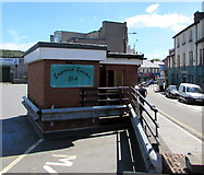 ST1599 : Emporium Snooker Club, Upper High Street, Bargoed by Jaggery