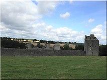 S4943 : The ruins of Kells Priory by Eirian Evans