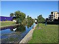 TL7106 : Chelmsford: Springfield Lock by John Sutton