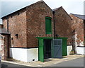 SJ4913 : Former stables at the Flax Mill by Richard Law
