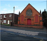 SJ3057 : Former Methodist Chapel, High Street, Caergwrle, Flintshire by Jaggery