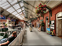 W7966 : The Cobh Heritage Centre (interior) by David Dixon