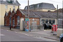 W7966 : The Cunard Centre, Cobh by David Dixon