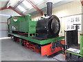 SJ2107 : Welshpool & Llanfair Light Railway - Monarch by Chris Allen