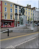 W7966 : Casement Square, The Lusitania Peace Memorial by David Dixon