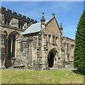 SK3027 : Church of St Wystan, Repton by Alan Murray-Rust