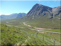 NN2256 : Start of Beinn a'Chrulaiste hill path by Iain Russell