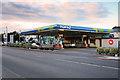 O2519 : Topaz Filling Station, Dublin Road by David Dixon