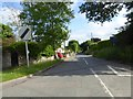 ST0673 : The road to Liege Manor and Tyn-y-coed by David Smith
