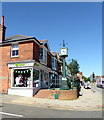 TQ5821 : Town Clock, Heathfield by PAUL FARMER