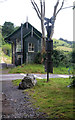 SH6203 : Talyllyn Railway - Brynglas ground frame and level crossing by Chris Allen