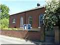 SK3026 : United Reformed Church, Pinfold Lane, Repton by Alan Murray-Rust