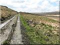 NR6792 : Track on Jura by M J Richardson
