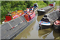 SP5465 : Braunston Historic Narrowboat Rally 2018 by Stephen McKay